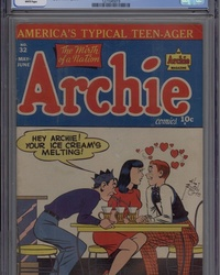 Archie Comics (1942 series) #32