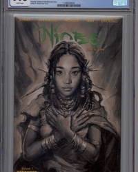 Niobe: She Is Life (2015 series) #1 [Variant Cover]