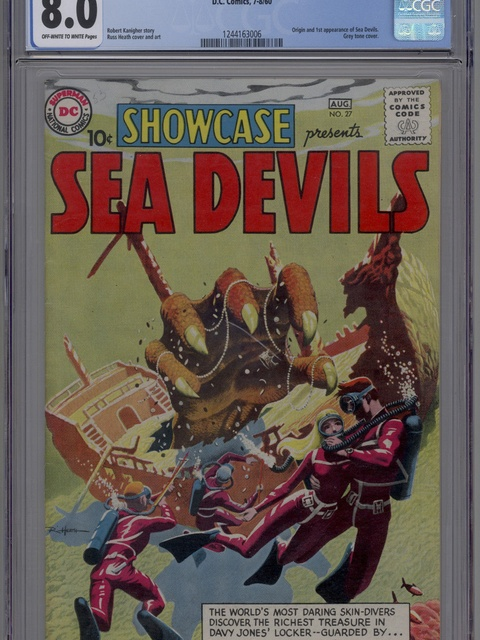 Showcase (1956 series) #27