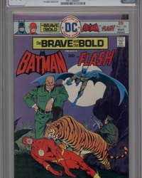 The Brave and the Bold (1955 series) #125