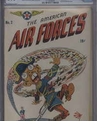 The American Air Forces (1944 series) #2