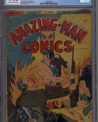 Amazing Man Comics (1939 series) #13
