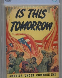 Is This Tomorrow (1947 series)  [10 cent price]
