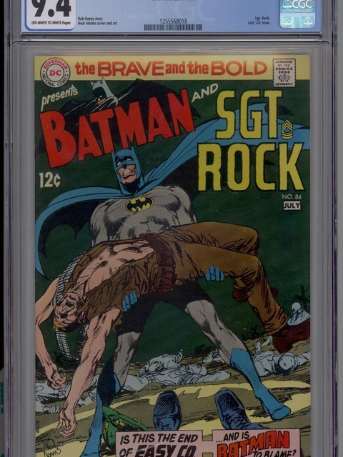 The Brave and the Bold (1955 series) #84