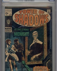 Tower of Shadows (1969 series) #1