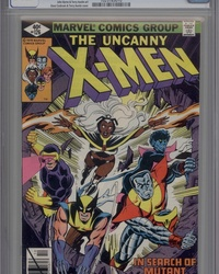 The X-Men (1963 series) #126 [Newsstand Edition]