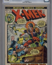 The X-Men (1963 series) #76