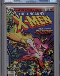 The X-Men (1963 series) #118 [Direct Edition]