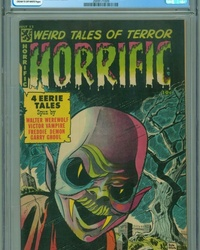 Horrific (1952 series) #12