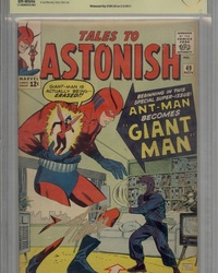 Tales to Astonish (1959 series) #49