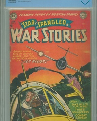 Star Spangled War Stories (1952 series) #5