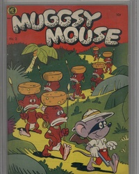 Muggsy Mouse (1951 series) #2