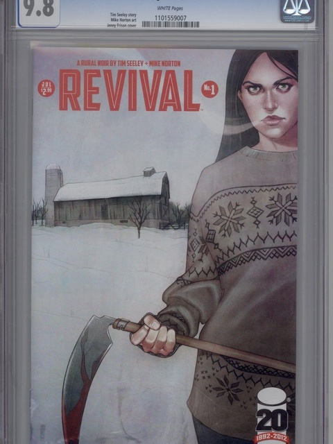 Revival (2012 series) #1