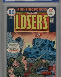 Our Fighting Forces (1954 series) #155