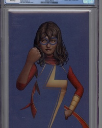 Champions (2016 series) #1 [John Tyler Christopher Negative Space Ms. Marvel Variant]