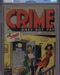 Crime Does Not Pay (1942 series) #43