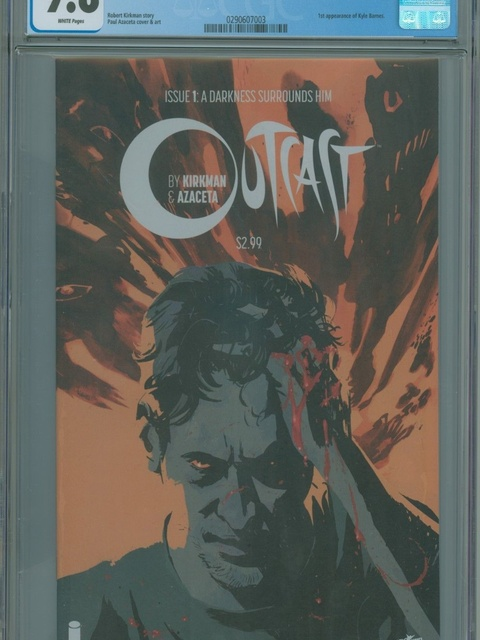 Outcast by Kirkman & Azaceta (2014 series) #1
