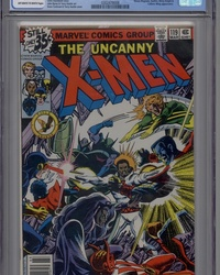 The X-Men (1963 series) #119 [Direct Edition]