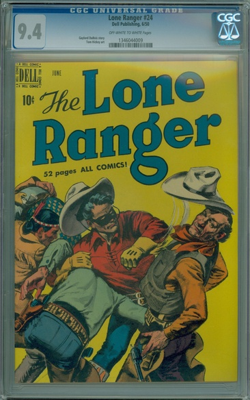 The Lone Ranger (1948 series) #24
