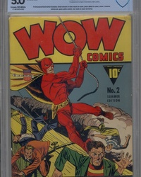 Wow Comics (1940 series) #2