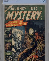 Journey into Mystery (1952 series) #12