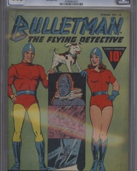 Bulletman (1941 series) #14