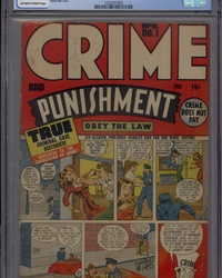 Crime and Punishment (1948 series) #1