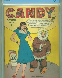 Candy (1947 series) #6