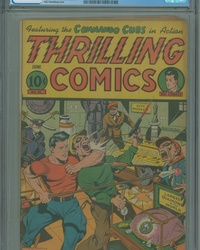 Thrilling Comics (1940 series) #48