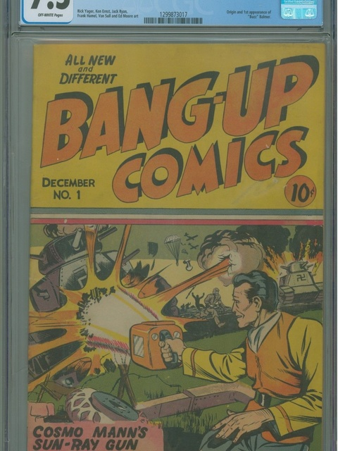 Bang-Up Comics (1941 series) #1