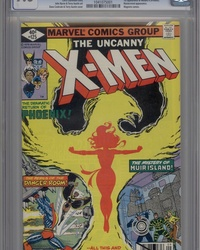 The X-Men (1963 series) #125 [Direct Edition]