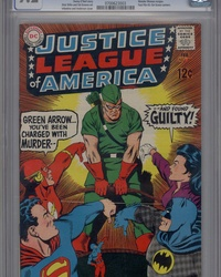 Justice League of America (1960 series) #69