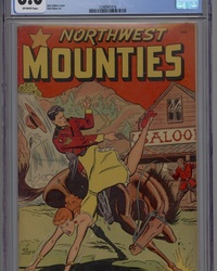 Northwest Mounties (1948 series) #1