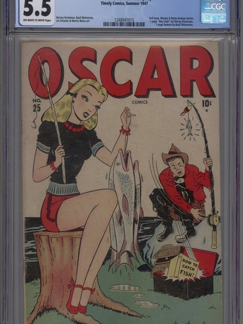 Oscar Comics (1947 series) #25 [2]