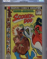 Scooby-Doo (1977 series) #1 [30 cent cover]