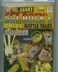 80 Page Giant Magazine (1964 series) #7