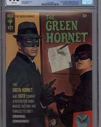 The Green Hornet (1967 series) #1