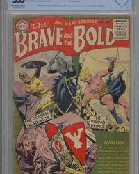 The Brave and the Bold (1955 series) #1