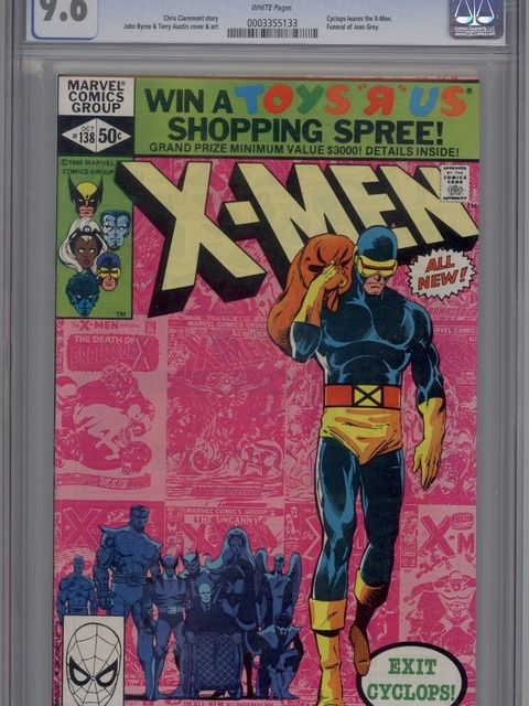 The X-Men (1963 series) #138 [Direct Edition]
