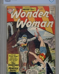 Wonder Woman (1942 series) #115