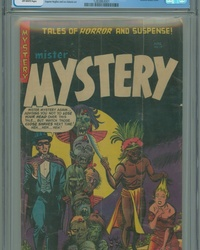 Mister Mystery (1951 series) #17