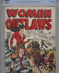 Women Outlaws (1948 series) #2