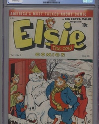 Elsie the Cow Comics (1949 series) #v1#2