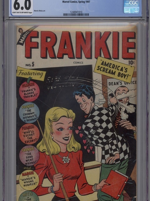 Frankie Comics (1946 series) #5