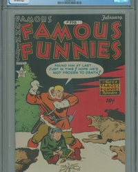 Famous Funnies (1934 series) #198