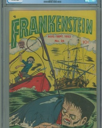 Frankenstein (1945 series) #v4#4 (26)