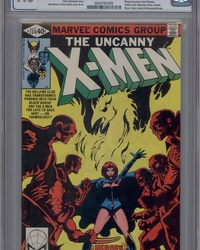 The X-Men (1963 series) #134 [Direct Edition]