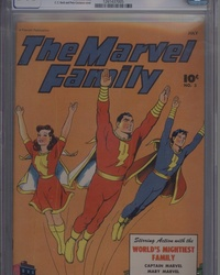 The Marvel Family (1945 series) #3