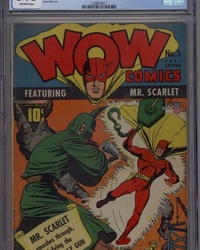 Wow Comics (1940 series) #3