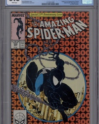 The Amazing Spider-Man (1963 series) #300 [Direct Edition]